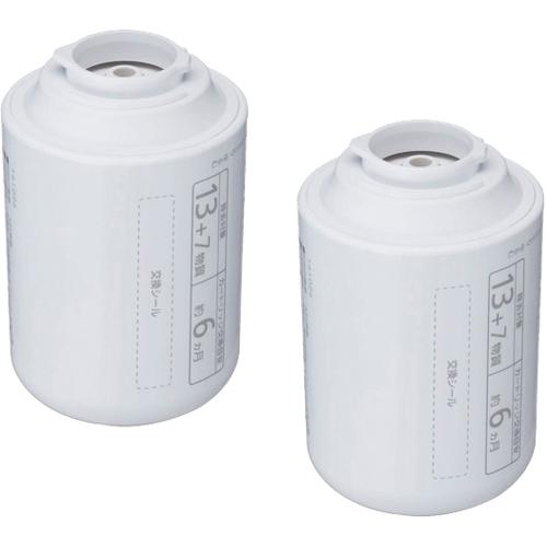 パナソニック 浄水器交換用カートリッジ 2個入 TK-CJ23C2※商品は1点(個)の価格になります。
