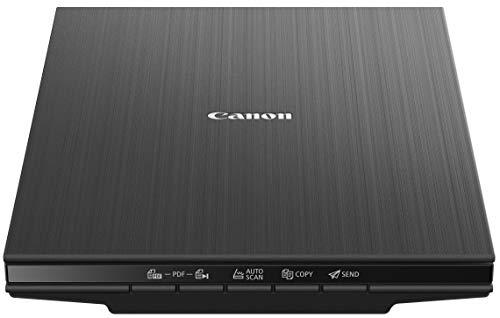 CANON カラーフラットベッドスキャナCanoScan LiDE 400