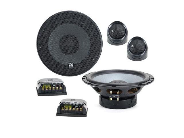 モレルMORELMAXIMO ULTRA 60216.5cm スピーカーとツィーターのセットハッキリと繊細な音質ツィーターの設置方法を工夫できます【輸入品】