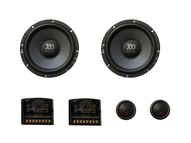 モレルMORELTEMPO ULTRA 60216cm スピーカーとツィーターのセットハイセンスで繊細な音質ツィーターの設置方法を工夫できます【輸入品】