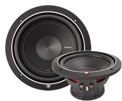 RockfordロックフォードP1S4-1025cmウーハー4Ω SVC重量級の超低音 WOFFER【並行輸入品】
