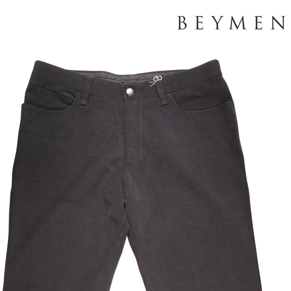 【50】 BEYMEN ベイメン パンツ メンズ 秋冬 ブラック 黒 並行輸入品 メンズファッション 男性用 ビジネス ズボン 日本未入荷 ラッピング無料 送料無料