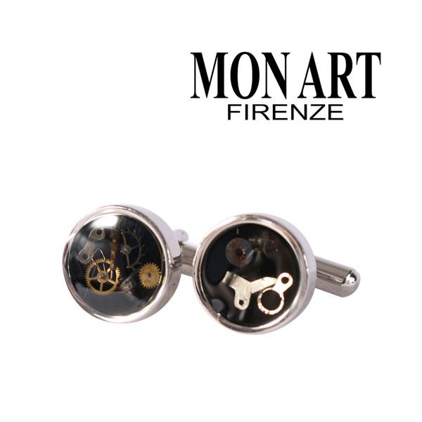 MONART モナート カフス メンズ ブラック 黒 並行輸入品 メンズファッション 男性用 ビジネス 日本未入荷 ラッピング無料 送料無料