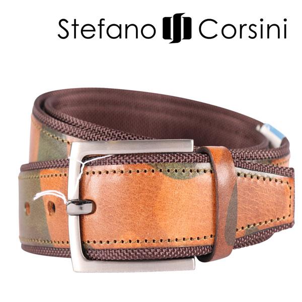 Stefano Corsini ステファノ・コルシーニ ベルト メンズ 並行輸入品 メンズファッション 男性用 ビジネス 日本未入荷 ラッピング無料 送料無料