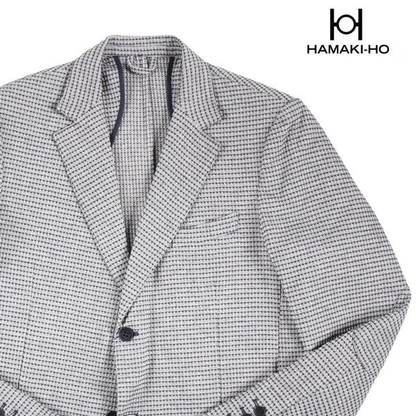 【50】 HAMAKI-HO ハマキホ ジャケット メンズ 春夏 ネイビー 紺 並行輸入品 メンズファッション 男性用 ビジネス アウター トップス 日本未入荷 ラッピング無料 送料無料