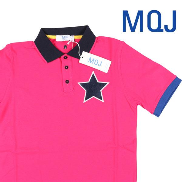 【M】 MQJ エムキュージェイ 半袖ポロシャツ メンズ 春夏 ピンク 並行輸入品 メンズファッション 男性用 ビジネス トップス 日本未入荷 ラッピング無料 送料無料