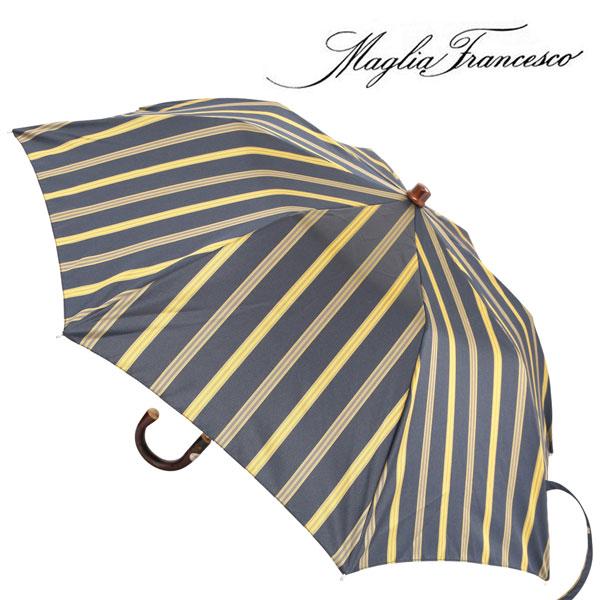 Maglia Francesco マリアフランチェスコ 折畳傘 メンズ ハンドメイド イエロー 黄 並行輸入品 メンズファッション 男性用 ビジネス 日本未入荷 ラッピング無料 送料無料