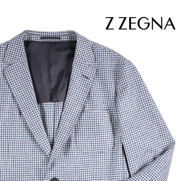 【54】 Z.ZEGNA ジーゼニア ジャケット メンズ 秋冬 グレー 灰色 並行輸入品 メンズファッション 男性用 ビジネス アウター トップス 大きいサイズ 日本未入荷 ラッピング無料 送料無料