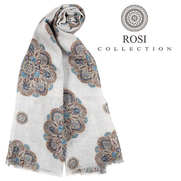 ROSI COLLECTION ロージコレクション ストール メンズ 秋冬 ブルー 青 並行輸入品 メンズファッション 男性用 ビジネス 日本未入荷 ラッピング無料 送料無料