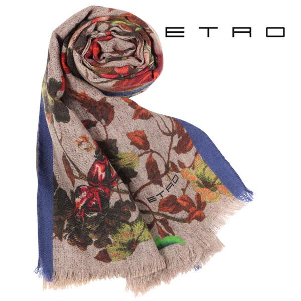 ETRO エトロ ストール メンズ ベージュ 並行輸入品 メンズファッション 男性用 ビジネス 日本未入荷 ラッピング無料 送料無料