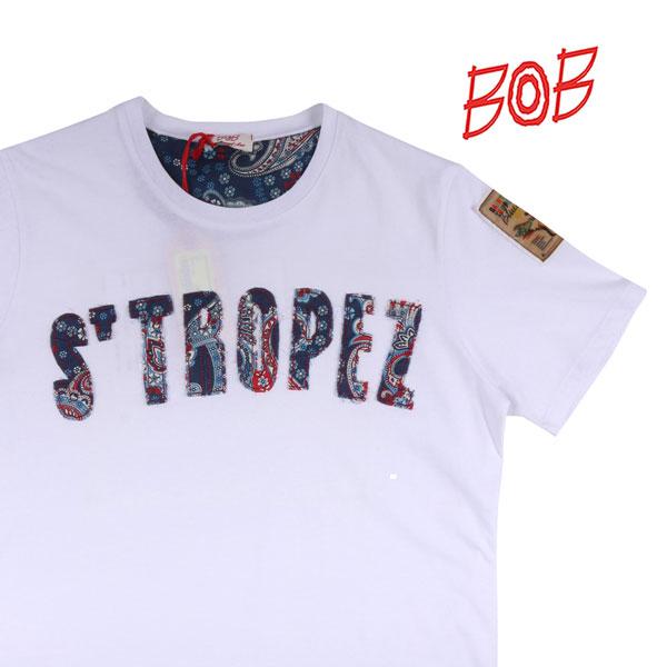 正規激安 【L】 BOB ボブ Uネック半袖Tシャツ CITYY メンズ 春夏 ホワイト 白 並行輸入品 メンズファッション 男性用 ビジネス トップス 日本未入荷 ラッピング無料 送料無料, 家具達 -kagula- 6a17a367
