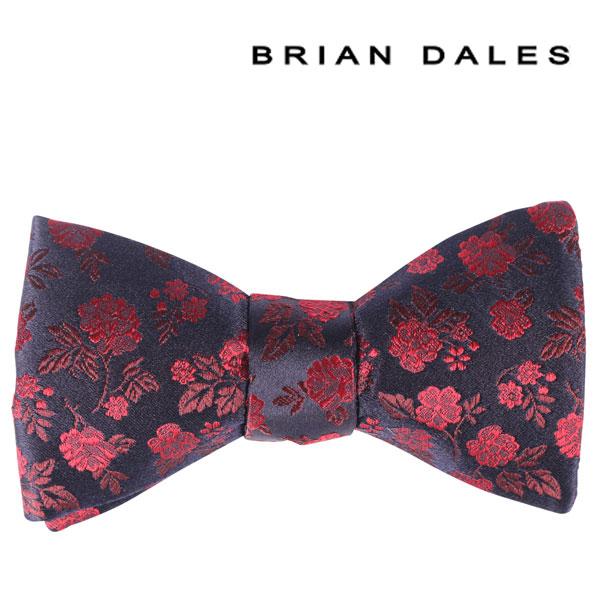 BRIAN DALES ブライアンデールス 蝶ネクタイ メンズ ネイビー 紺 並行輸入品 メンズファッション 男性用 ビジネス 日本未入荷 ラッピング無料 送料無料