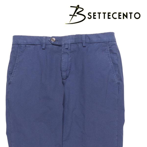 【31】 B SETTECENTO ビーセッテチェント パンツ メンズ 春夏 ネイビー 紺 並行輸入品 メンズファッション 男性用 ビジネス ズボン 日本未入荷 ラッピング無料 送料無料