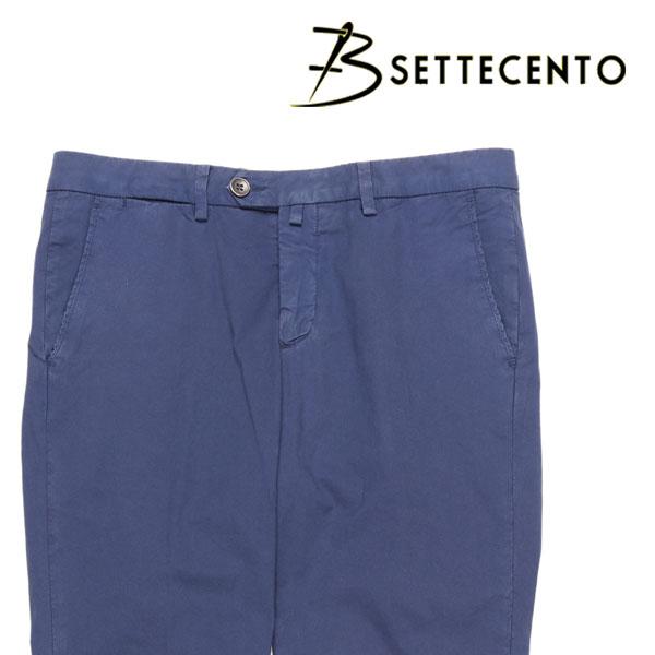 【36】 B SETTECENTO ビーセッテチェント パンツ メンズ 春夏 ネイビー 紺 並行輸入品 メンズファッション 男性用 ビジネス ズボン 大きいサイズ 日本未入荷 ラッピング無料 送料無料
