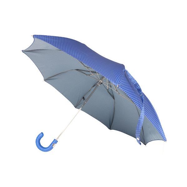 送料無料 お値打ち価格で Maglia Francesco マリアフランチェスコ 折畳傘 22002 A25951 ブルー 卓抜 onesize x ホワイト