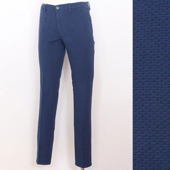 DIMATTIA パンツ BERGAMO blue 44 10577【A10577】 ディマッティア