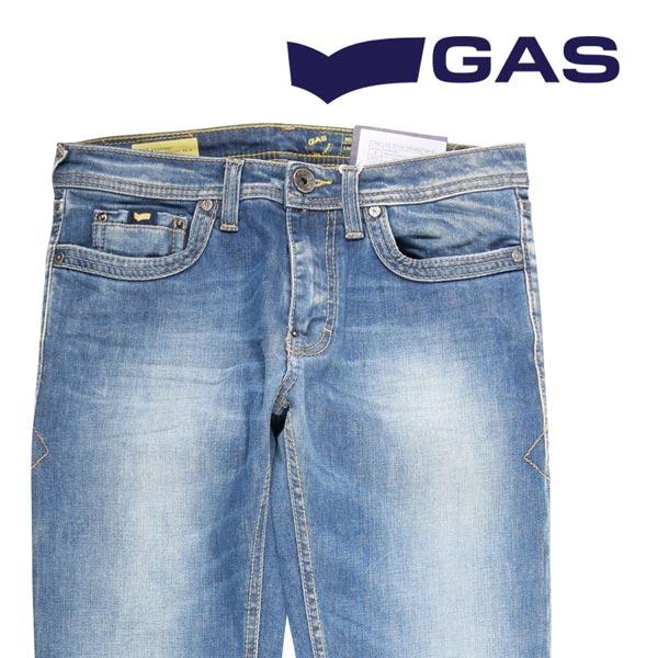 【30】 GAS ガス ジーンズ メンズ ブルー 青 並行輸入品 メンズファッション 男性用 ビジネス デニム 日本未入荷 ラッピング無料 送料無料