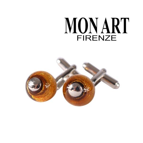 MONART モナート カフス メンズ イエロー 黄 並行輸入品 メンズファッション 男性用 ビジネス 日本未入荷 ラッピング無料 送料無料