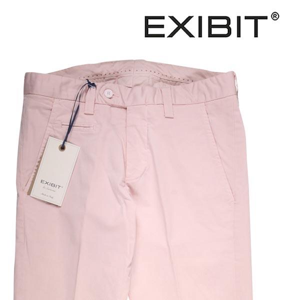 EXIBIT コットンパンツ PAD22138 pink 50 13032LPK【A13036】 エグジビット