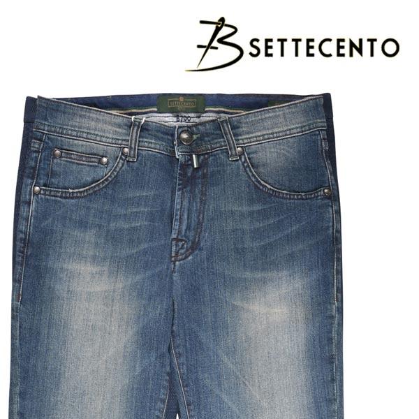 B SETTECENTO ジーンズ L702-2039/201 denim 29 13551【A13551】 ビーセッテチェント