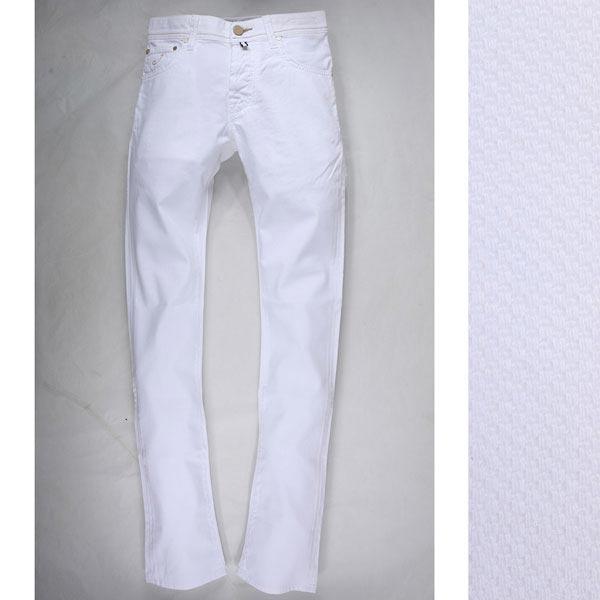 【34】 JACOB COHEN ヤコブコーエン カラーパンツ PW622COMF メンズ 春夏 ホワイト 白 並行輸入品 メンズファッション 男性用 ビジネス ズボン 大きいサイズ 日本未入荷 ラッピング無料 送料無料