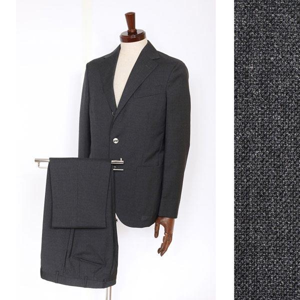 送料無料 【44】 BOGLIOLI ボリオリ スーツ X29W2E メンズ 春夏 ヴァージンウール100% グレー 灰色 並行輸入品 メンズファッション 男性用 ビジネス 日本未入荷 ラッピング無料 送料無料