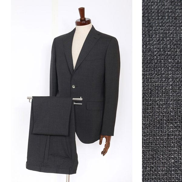 BOGLIOLI スーツ 732V2B dark gray 46【S13782】 ボリオリ