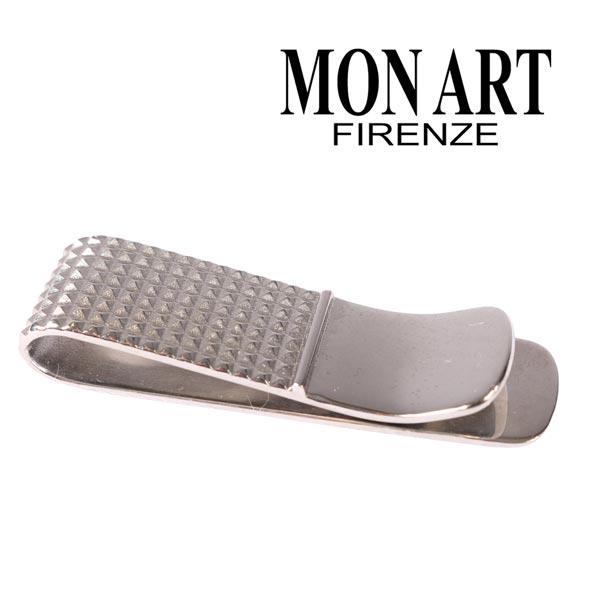 MONART モナート マネークリップ メンズ シルバー 銀色 並行輸入品 メンズファッション 男性用 ビジネス 日本未入荷 ラッピング無料 送料無料