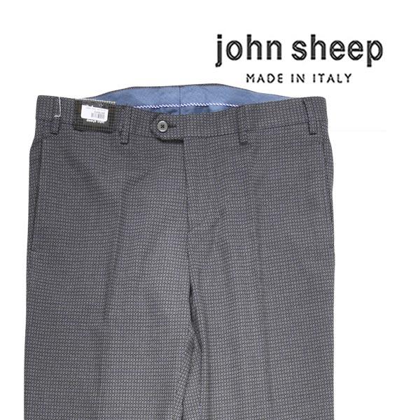 john sheep スラックス MP128/1300 gray 50 14480【A14480】 ジョン・シープ