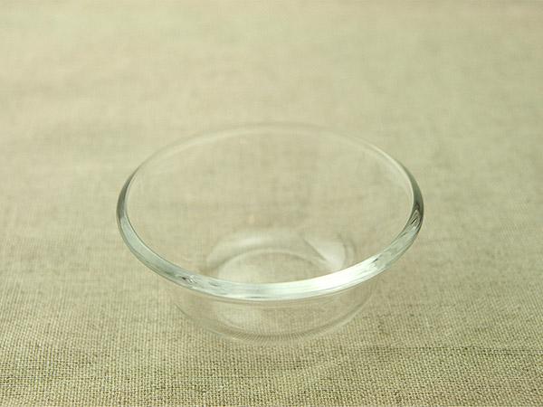 フルーツ&ディップ&ソースにランチプレートに 日本製 ニュープレーンガラスボウル100 ガラスボウル 直径10cm シンプル&プレーン おしゃれ 小鉢 日本製 ニュープレーンガラスボウル100 アデリア 石塚硝子 食器