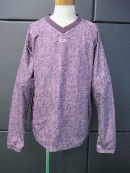 ★新品未使用★ オークリー 【OAKLEY】 411932JP 81S-Purple Night サイズ L 【969】