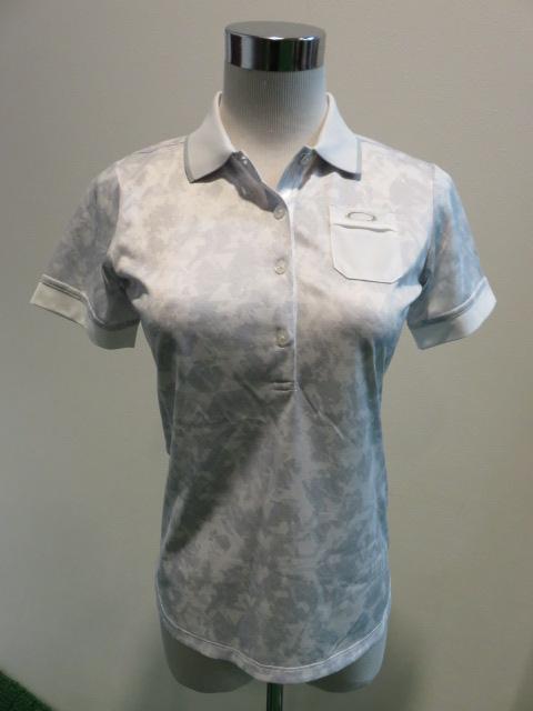 打太郎 注文後の変更キャンセル返品 未使用品 オークリー OAKLEY スカルレディース ポロシャツ セール 特集 1461 532244JP S ホワイト