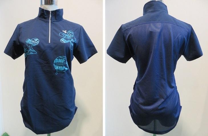 即納 送料無料 お求めやすく価格改定 スワンプツアーズ レディース 半袖 ポロシャツ CAST4511 ゴルフ 05-ネイビー レディス ゴルフウェアSWAMPTOURS 新着セール 1625 サイズ2