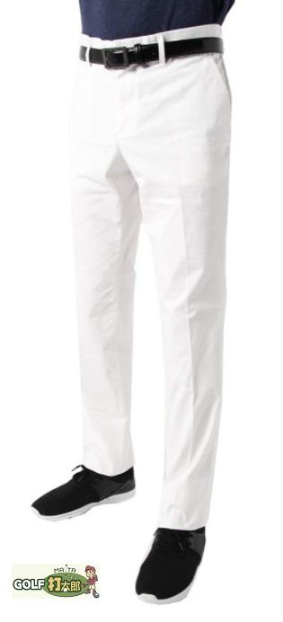 即納 上質 送料無料 キャロウェイ メンズゴルフ ストレッチストレート 1711 241-9120504030-ホワイト 2020 パンツ MサイズゴルフウェアCallaway
