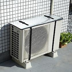 エアコン室外機の負担を軽減して効率アップ アウトレットセール 特集 エアコン 室外機 美品 遮熱 エアコン室外機遮熱パネル