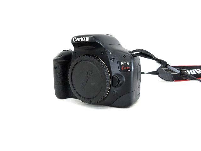 Canon EOS kiss X4 LENS 55-250mm 1.4-5.6 18-135mm 1.3.5-5.6 カメラ レンズセット 0723 【中古】【ベクトル 古着】 180723 ブランド古着ベクトルプレミアム店