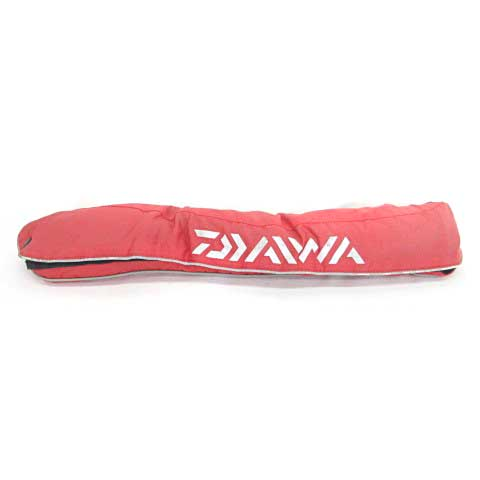 DAIWA ダイワ ライフジャケット DF-2200 手動・自動膨張式 赤 0810 【中古】【ベクトル 古着】 180810 ブランド古着ベクトルプレミアム店