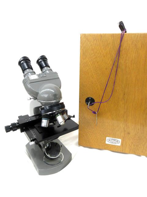 オリンパス OLYMPUS 顕微鏡 0826 【中古】【ベクトル 古着】 180830 ベクトルプラス市場店