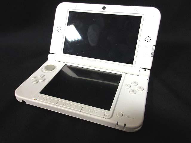 Nintendo ニンテンドー 3DS LL ホワイト 本体 【中古】【ベクトル 古着】 180408 ベクトルプラス市場店