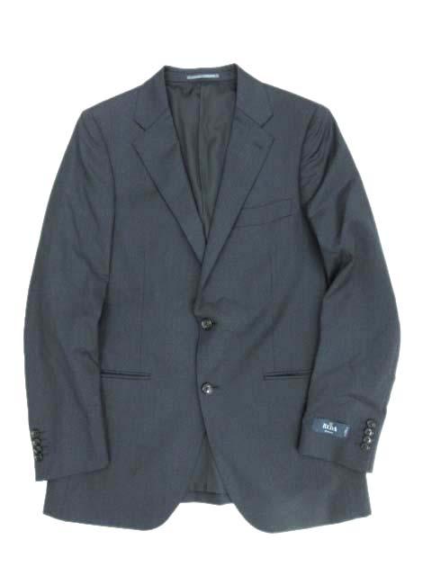 4ab1c87885b4 未使用品 ナノユニバース nano universe LIBRARY REDA MELANGE 110S JK テーラードジャケット ブレザー スーツ