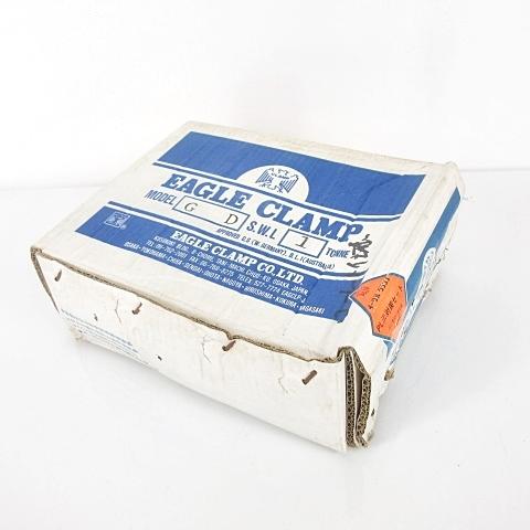 未使用品 イーグルクランプ EAGLE CLAMP 形鋼横つり用クランプGD型 1トン ■O-180314 【中古】【ベクトル 古着】 180314 ベクトルプラス市場店