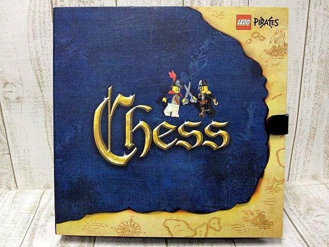 レゴ LEGO PIRATES パイレーツ チェス セット 852751 箱有 現状品 ■180403NM-9070B 【中古】【ベクトル 古着】 180404 ベクトルプラス市場店