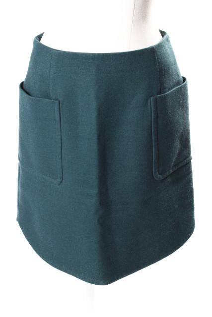 中古 スピック スパン ノーブル SpickSpan 大特価!! Noble サイドポケットスカート 190406 レディース ms0404 ブランド買うならブランドオフ ベクトル 古着