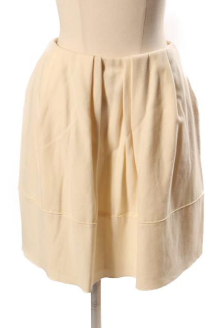 中古 ロペ 安心と信頼 ROPE ウール混 プリーツ タック ベクトル 古着 au0415 190415 2020春夏新作 レディース スカート