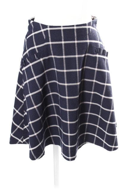 中古 品質保証 ジルバイジルスチュアート JILL by JILLSTUART 16AW AUTUMN スカート ms0422 PLAID レディース セール 190422 ベクトル 古着