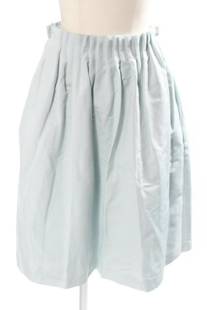 中古 ジャスグリッティー JUSGLITTY グログラン タック スカート tk0513 在庫あり 190513 レディース ベクトル 古着 『4年保証』
