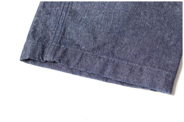 ユナイテッドアローズ UNITED ARROWS TOKYO 18SS パンツ ベイカー ワイド デニム 38 青 ブルー ayKJF1lc3T