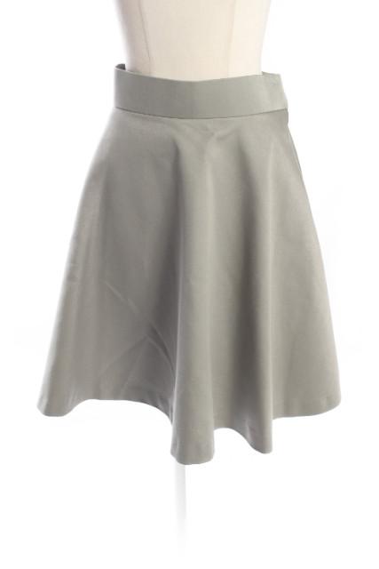 中古 ラ 人気海外一番 トータリテ La TOTALITE 17SS 春の新作続々 ハリ スカート 190508 フレア レディース ベクトル 古着 au0508
