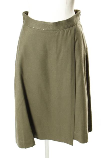 中古 シップス 爆買い送料無料 SHIPS ラップデザイン スカート 限定特価 レディース 古着 190514 ベクトル ka0514
