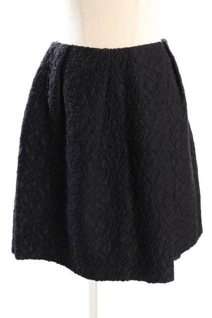 中古 エストネーション ESTNATION 16SS 新入荷 流行 刺繍 タック 古着 190515 sh0515 ベクトル 売買 スカート レディース